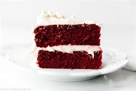 is velvet cake chocolate cake with food coloring velvet cake with cheese frosting sally s