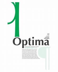 Optima | TYPO#$``` | Pinterest | Affiche typographique ...