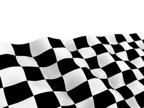 checkered flag waving stock photo  pdesign