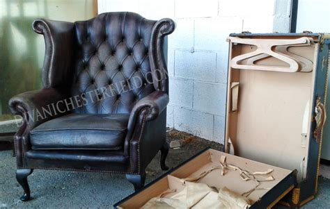 Poltrone Chesterfield Usate Originali