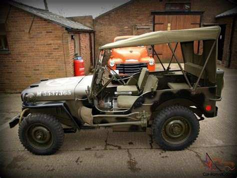 army jeep ww2 hotchkiss willys overland jeep military 4x4 hstoric ww2