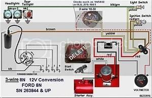Voltmeter Wiring Diagram Ford