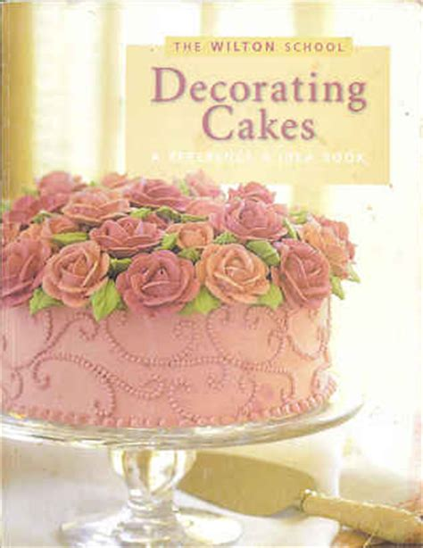 decorating cakes a reference idea book by ann jarvie