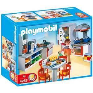 smoby küche playmobil große wohnküche 4283 bei spar toys