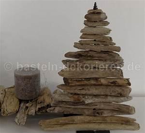 Tannenbaum Aus Treibholz : tannenbaum aus schwemmholz basteln und dekorieren ~ Sanjose-hotels-ca.com Haus und Dekorationen