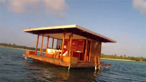 Just Add Water Boats Manta by Manta Resort Underwater Room Tour Review