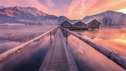 Frozen Landscape Desktop Wallpapers Nature Soft