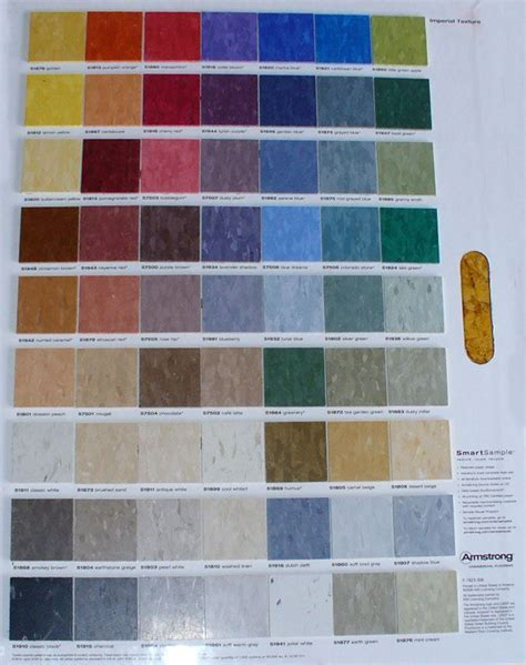 Armstrong VCT Tile colors   Creative Your Space