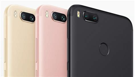 mi a2 release date xiaomi s android one powered device