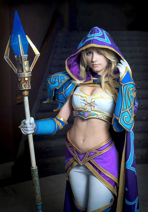Megaman X Wallpaper Hd Jaina Proudmoore From World Of Warcraft Warcraft Iii By Narga Lifestream Aipt