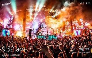 Tomorrowland HD Wallpapers DJ Music Festivals - Chrome Web ...