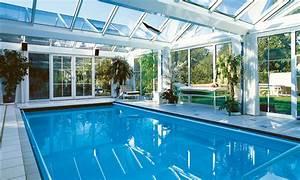Haus Komplett Selber Bauen : freibad im wintergarten pool magazin ~ Markanthonyermac.com Haus und Dekorationen