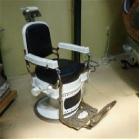 antique barber chairs craigslist koken barber chair as the barber pole turns