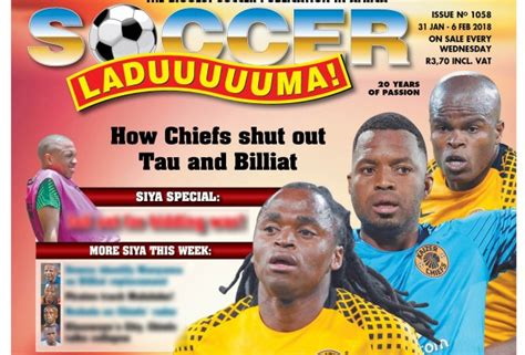 In This Week's Edition Of Soccer Laduma