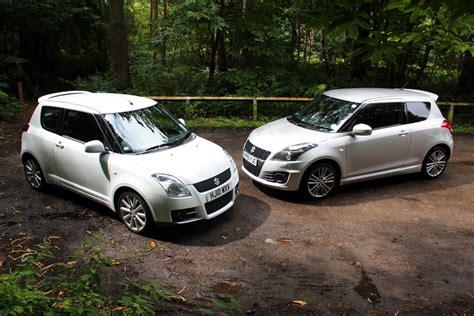 Suzuki Swift Sport Mk1 & Mk2: Father Meets Son