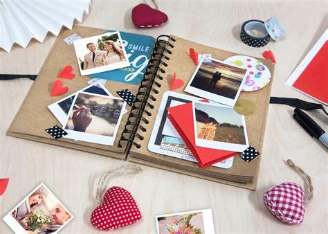 How To Create A Diy Valentine's Photo Scrapbook