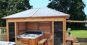 Fabriquer Un Abri De Piscine : produit un abri de spa prot gez votre bain bulles ~ Zukunftsfamilie.com Idées de Décoration