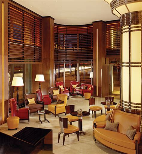 deco inspired 45 park hotel in