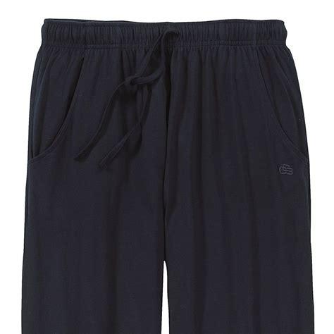 pantalon d interieur homme pantalon d int 233 rieur ou de pyjama marine poches lat 233 rales taille 233 lastiqu 233 e