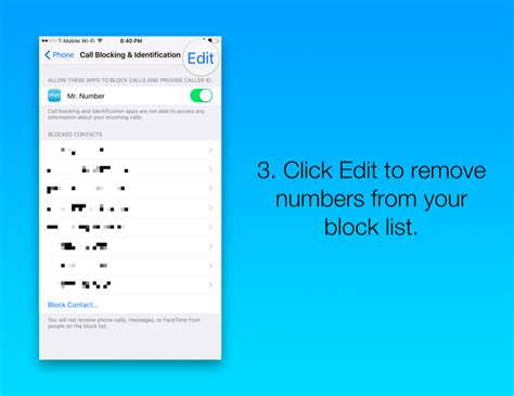 block list on iphone how to unblock a phone number on your iphone