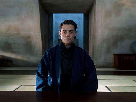 Rami Malek on playing 'unsettling' Bond villain Safin in ...