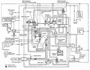 92 240sx Engine Diagram