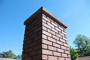 Reducing Water Permeance In Masonry Walls And Chimneys