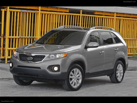Kia Cuv kia sorento cuv 2011 car wallpapers 02 of 52
