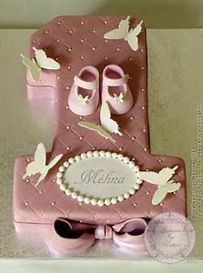 1 An Anniversaire : 1 an anniversaire atelier p te sucre cake design chaussons b b formation gateau 3d ~ Farleysfitness.com Idées de Décoration