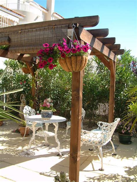 Backyard Pergola Ideas by 40 Pergola Design Ideas Turn Your Garden Into A Peaceful