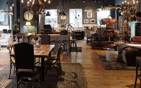 industrial home modern furniture store interior design