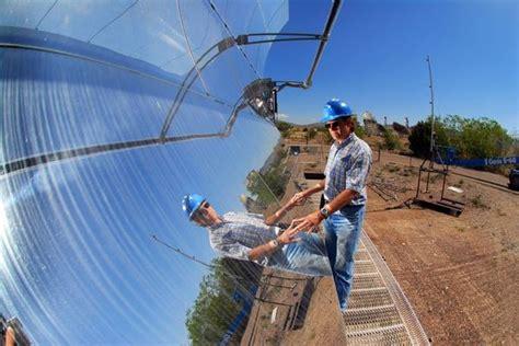 Энергия для солнечной Калифорнии. Крупнейшая в мире электростанция на солнечных небатареях. Закат нефтяной эпохи?