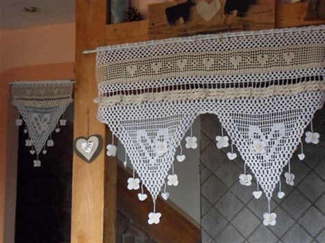modele crochet rideau gratuit 13