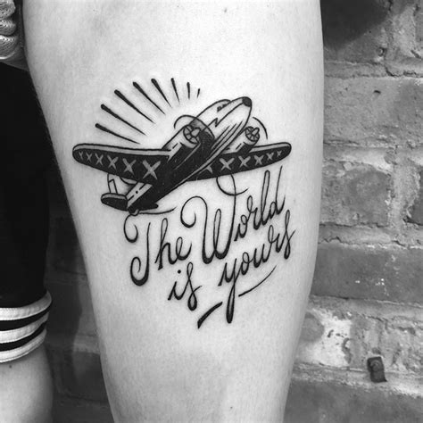 french artists illustrative tattoos depict travel memories