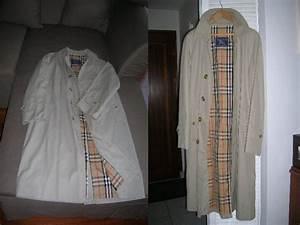 Trench Coat Burberry Homme : trench coat homme burberry ma petite friperie en ligne ~ Melissatoandfro.com Idées de Décoration