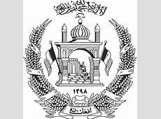 Afghanistan Flag Seal Logo Vector CDR Free Download