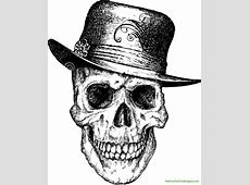Tattoo Skull Zylinder Tattooart Hd