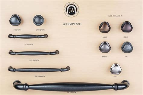 Jeffrey Cabinet Hardware Catalog by Chesapeake Series Jeffrey Decorative Hardware