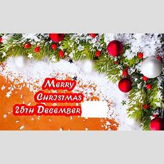 Why Is Christmas Celebrated On The 25th December?  Believers Portal