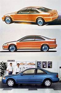1995 Honda Civic Ferio Si Ii Automatic E