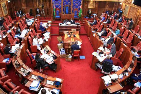 kenya senate  traditional attire  parliament nation