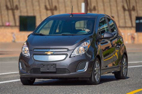 Chevrolet Car : 2015 Chevrolet Spark Ev Price Cut To ,995; 9 Lease