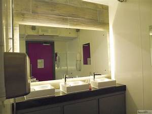 Bathroom stall awesome commercial bathroom stalls gallery for Bathroom stall privacy strip