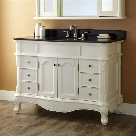 Small White Vanity by 48 Quot Sedwick White Vanity Kitchen And Bath Ideas