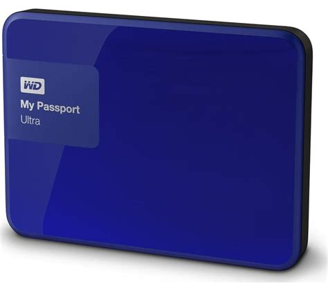 western digital passport 1tb external drive compare