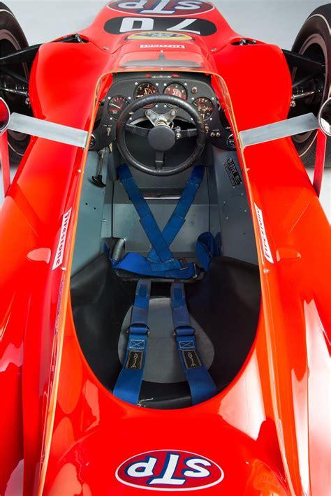lotus turbine powered indy race car