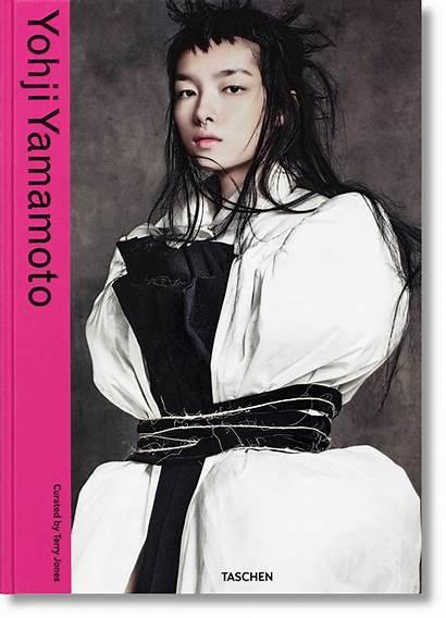 Yamamoto Yohji Taschen Books Designer Va Redesigned