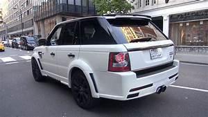 2016 Range Rover Sport Modified