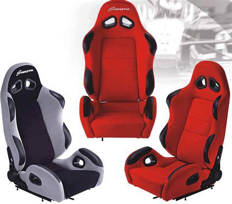 glissiere siege baquet admission dynamique com sièges baquets simota