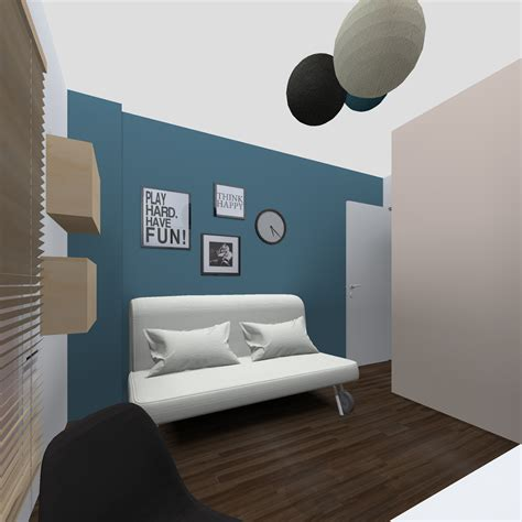 chambre mur taupe dco chambre bleu blanc taupe lille 78 05531106 papier